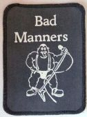 Bad Manners - 'Buster' Printed Patch